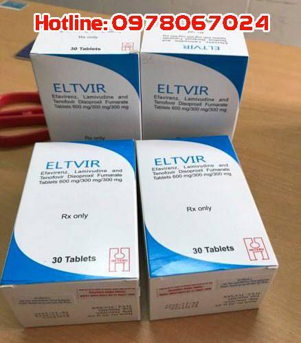 thuốc eltvir giá bao nhiêu, thuốc eltvir mua ở đâu