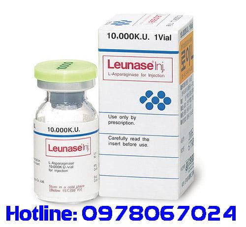 Thuốc Leunase giá bao nhiêu, thuốc Leunase mua ở đâu