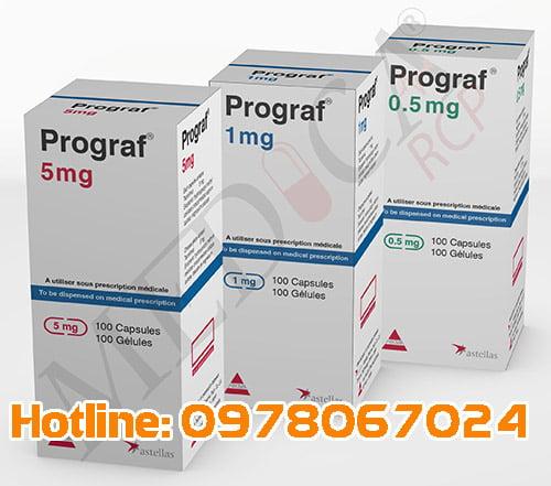 thuốc Prograf giá bao nhiêu, thuốc Prograf mua ở đâu