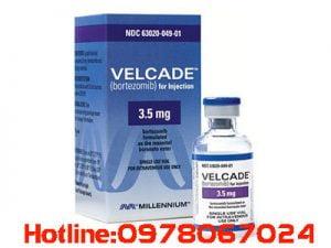 thuốc velcade 3,5mg giá bao nhiêu, thuốc Velcade 3.5mg mua ở đâu