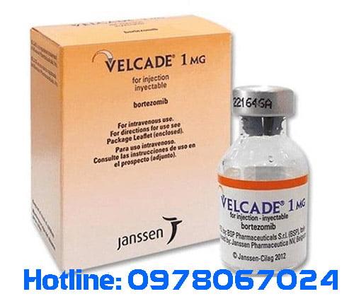 thuốc Velcade 1mg giá bao nhiêu, thuốc Velcade 1mg mua ở đâu