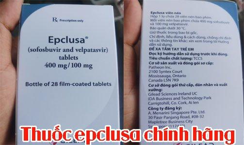 mua thuốc epclusa chính hãng