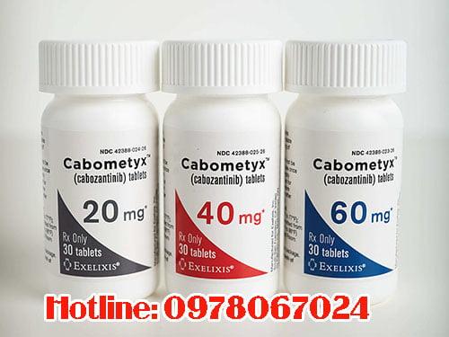 thuốc cabometyx giá bao nhiêu, thuốc cabometyx mua ở đâu