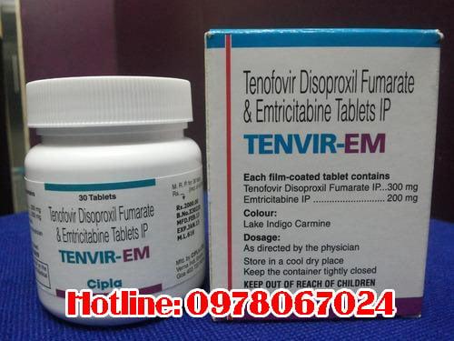 thuốc tenvir em giá bao nhiêu, thuốc tenvir em mua ở đâu