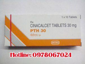 thuốc PTH 30 mua ở đâu, thuốc cinacalcet giá bao nhiêu