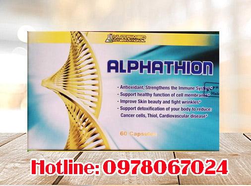 thuốc Alphathion giá bao nhiêu, thuốc alphathion mua ở đâu