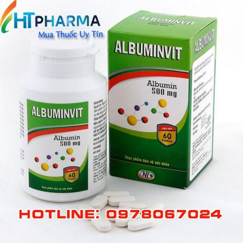 thuốc albuminvit giá bao nhiêu, thuốc albuminvit mua ở đâu chính hãng, có tốt không