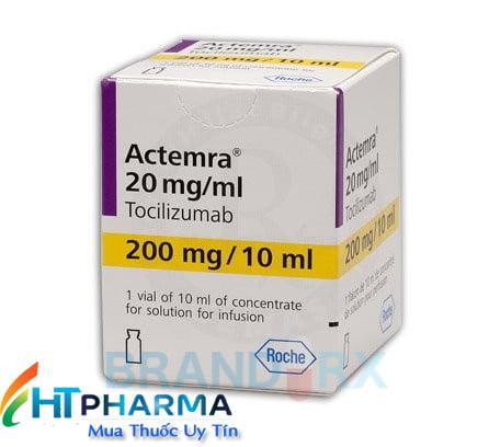 thuốc tiêm actemra mua ở đâu chính hãng, thuốc actemra giá bao nhiêu
