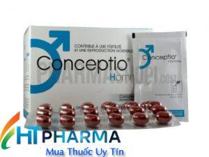 thuốc conceptio homme mua ở đâu chính hãng giá bao nhiêu tại hà nội, tphcm