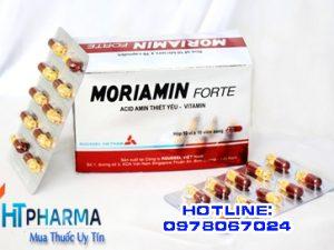 thuốc moriamin forte mua ở đâu, thuốc moriamin forte giá bao nhiêu chính hãng