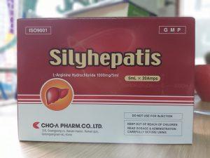 thuốc silyhepatis giá bao nhiêu, thuốc silyhepatis mua ở đâu chính hãng tại hà Nội TPHCM