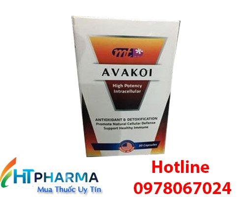 thuốc avakoi là thuốc gì? thuốc avakoi giá bao nhiêu mua ở đâu chính hãng