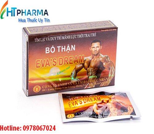 thuốc eva's Dream giá bao nhiêu mua ở đâu chính hãng