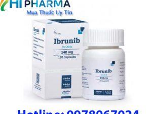 thuốc Ibrunib 140mg Ibrutinib giá bao nhiêu mua ở đâu chính hãng tạo hà Nội TPHCM