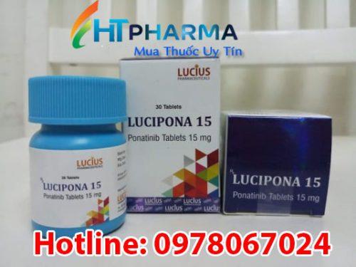 thuốc Lucipona là thuốc gì, giá bao nhiêu mua ở đâu chính hãng tại Hà Nội TPHCM