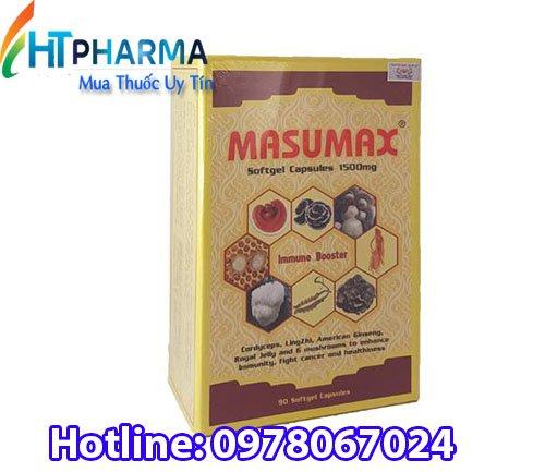 thuốc masumax giá bao nhiêu mua ở đâu chính hãng, công dụng của thuốc bổ masumax
