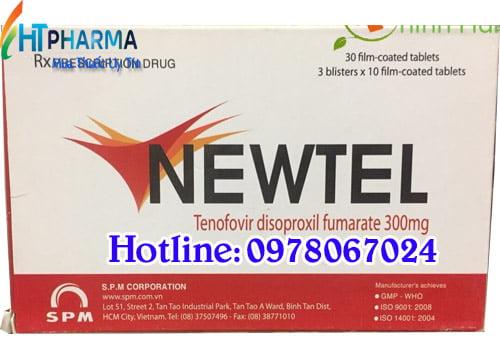 thuốc newtel 300mg giá bao nhiêu mua ở đâu chính hãng Hà Nội TPHCM