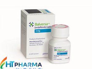 thuốc Balversa là thuốc gì? có tác dụng gì? công dụng thuốc Balversa giá bao nhiêu mua ở đâu