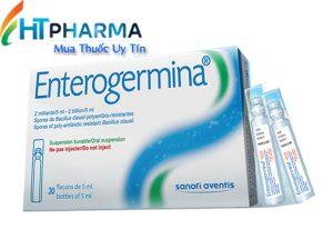 Cách uống thuốc enterogermina trước ăn hay sau ăn, uống khi nào tốt nhất cho trẻ swo sinh và bà bầu