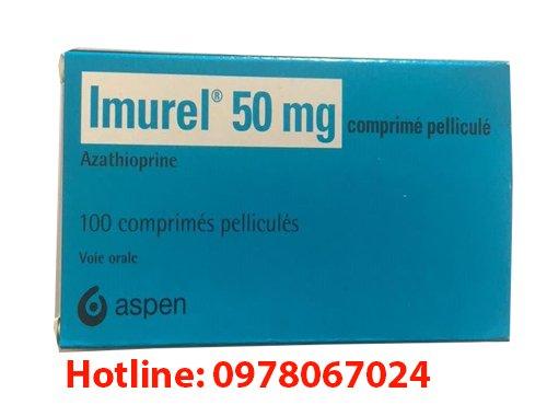 Thuốc Imurel 50mg giá bao nhiêu mua ở đâu, công dụng thuốc imurel