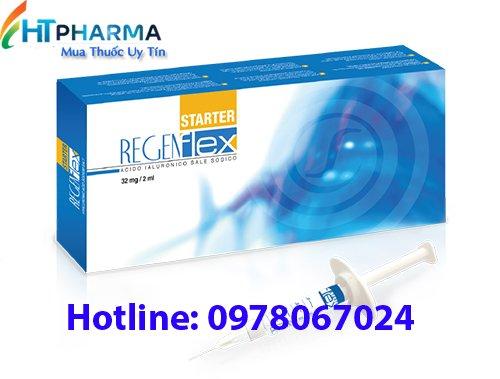 thuốc Regenflex bio plus, Starter giá bao nhiêu mua ở đâu