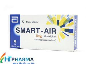 thuốc smart-air 5mg giá bao nhiêu, mua ở đâu, công dụng thuốc smart air 4mg