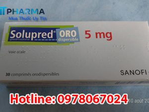 thuốc solupreg 5mg có tác dụng gì, giá bao nhiêu mua ở đâu chính hãng