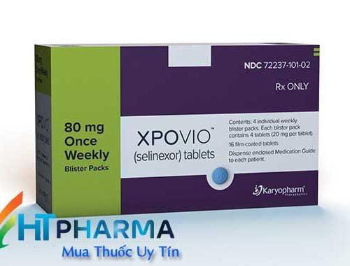thuốc Xpovio là thuốc gì? có tác dụng gì? thuốc Xpovio giá bao nhiêu mua ở đâu