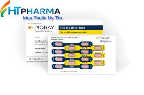 thuốc piqray là thuốc gì? có tác dụng gì? Thuốc Piqray giá bao nhiêu mua ở đâu