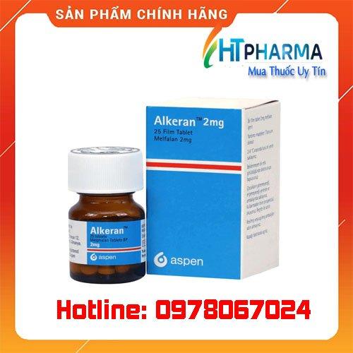 thuốc Alkeran 2mg là thuốc gì? giá bao nhiêu mua ở đâu chính hãng