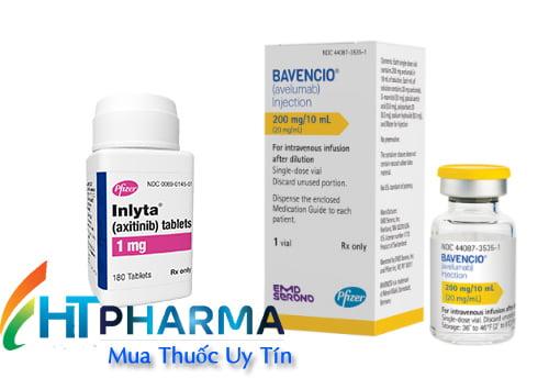 thuốc bavencio avelumab là thuốc gì? có tác dụng gì? thuốc bavencio giá bao nhiêu mua ở đâu