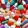 thuốc Matilda 250mg Gefitinib là thuốc gì? thuốc Matilda giá bao nhiêu mua ở đâu