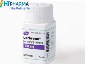 thuốc Lobrena 100mg Lorlatinib là thuốc gì? có tác dụng gì? thuốc lorbrena giá bao nhiêu mua ở đâu