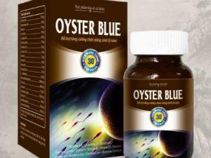 thuốc Oyster Blue giá bao nhiêu mua ở đâu chính hãng, có tốt không