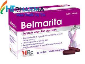thuốc Belmarita là thuốc gì? giá bao nhiêu mua ở đâu chính hãng