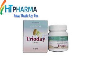 thuốc trioday giá bao nhiêu mua ở đâu chính hãng
