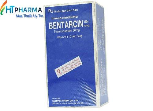 thuốc bentarcin 80mg thymomodulin là thuốc gì? giá bao nhiêu mua ở đâu chính hãng