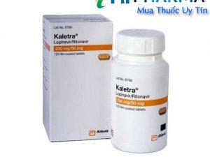 thuốc kaletra là thuốc gì? có tác dụng gì? thuốc kaletra giá bao nhiêu mua ở đâu