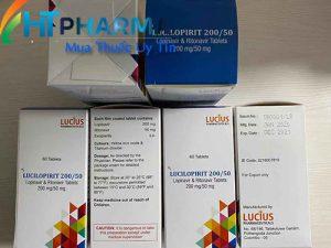 thuốc lucilopirit là thuốc gì? giá bao nhiêu mua ở đâu chính hãng