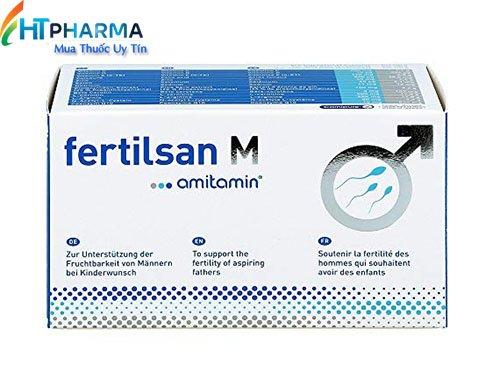 thuốc fertilsan M lá thuốc gì? giá bao nhiêu? mua ở đâu?