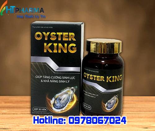 thuốc oyster king là thuốc gì? giá bao nhiêu? mua ở đâu chính hãng
