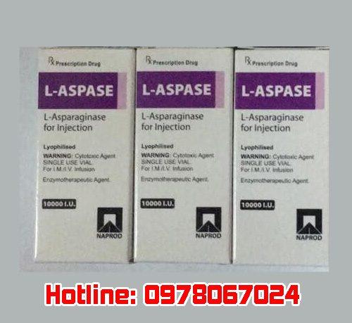 giá thuốc L-Aspase L-Asparaginase