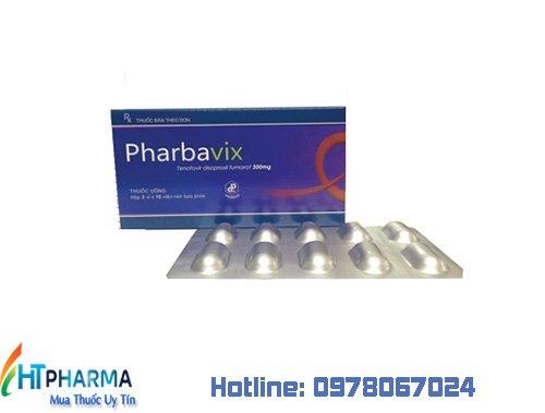 Mua thuốc Pharbavix chính hãng