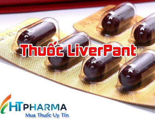 Giá thuốc Liverpant