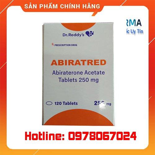Thuốc Abiratred là thuốc gì? giá bao nhiêu mua ở đâu chính hãng