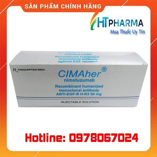 Thuốc Cimaher là thuốc gì? giá bao nhiêu? mua ở đâu chính hãng