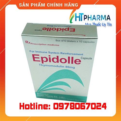 thuốc Epidolle 80mg là gì? giá bao nhiêu mua ở đâu chính hãng
