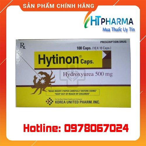 thuốc Hytinon là thuốc gì? giá bao nhiêu? mua ở đâu chính hãng
