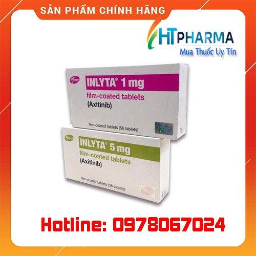 thuốc Inlyta là thuốc gì? giá bao nhiêu mua ở đâu chính hãng