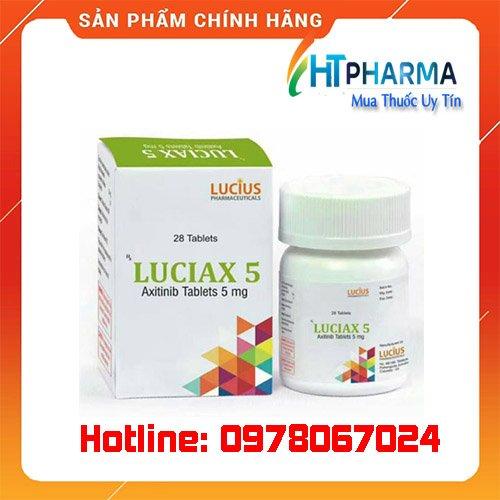 thuốc Luciax 5 là thuốc gì? giá bao nhiêu mua ở đâu chính hãng